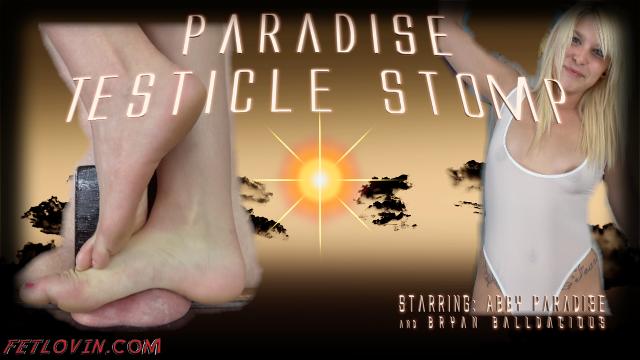 Paradise Testicle Stomp