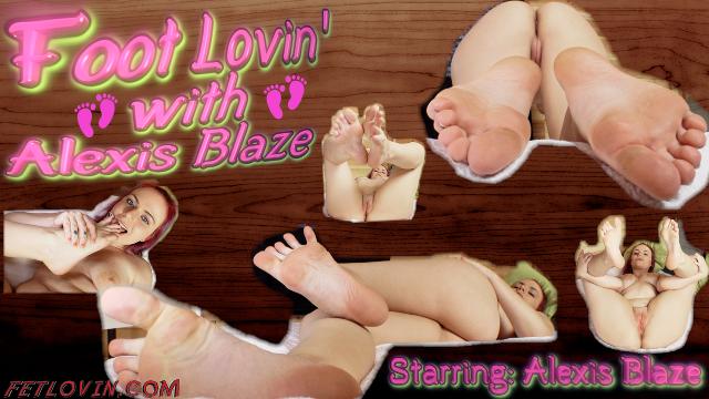 Foot Lovin' with Alexis Blaze