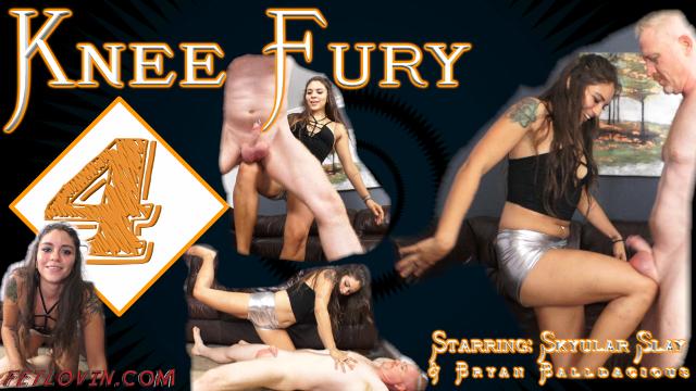 Knee Fury 4