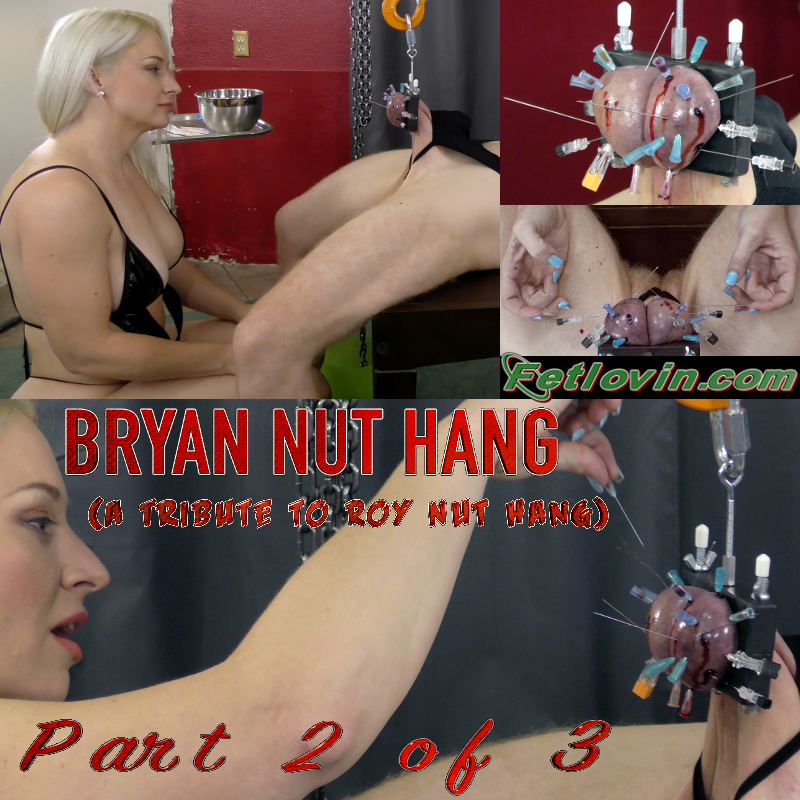 Bryan Nut Hang – part 2 of 3