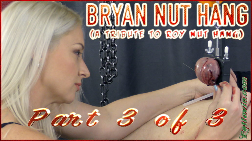 Bryan Nut Hang – part 3 of 3
