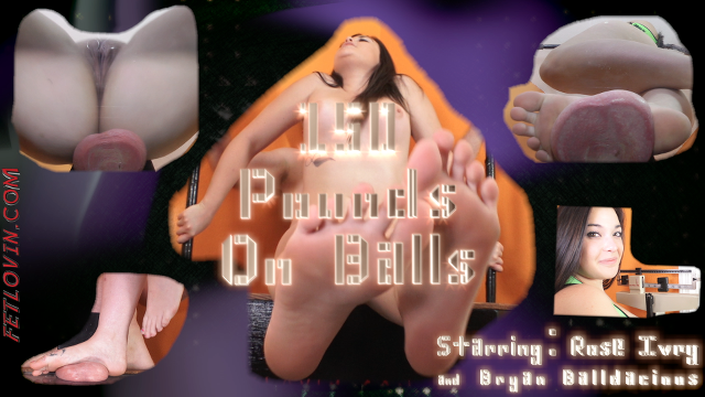150 Pounds on Balls