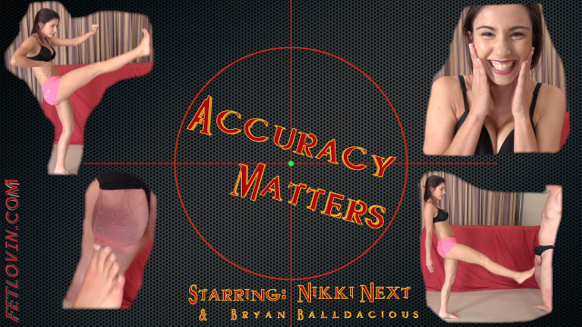 Accuracy Matters