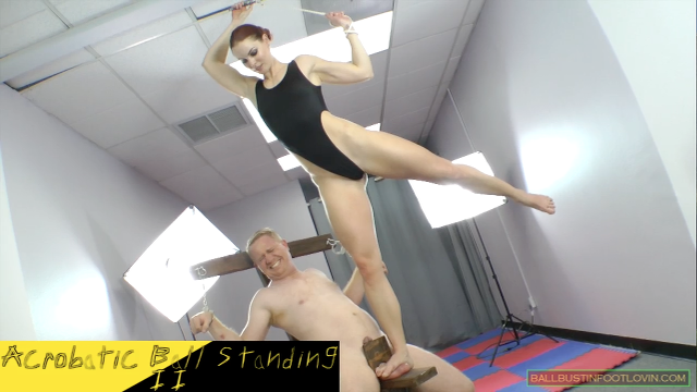 Acrobatic Ball Standing II