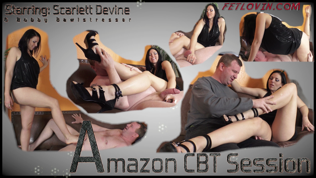 Amazon CBT Session