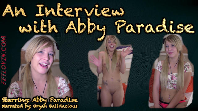 An Interview with Abby Paradise