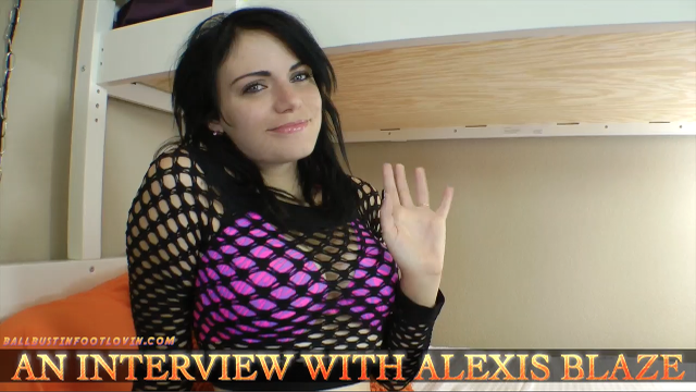 An Interview with Alexis Blaze