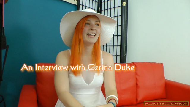 An Interview with Cerina Duke