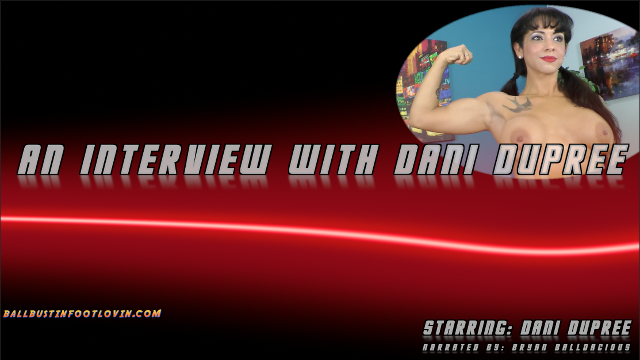 An Interview with Dani Dupree