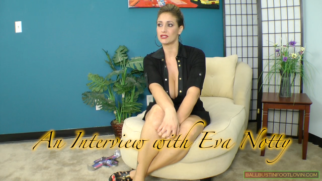 An Interview with Eva Notty