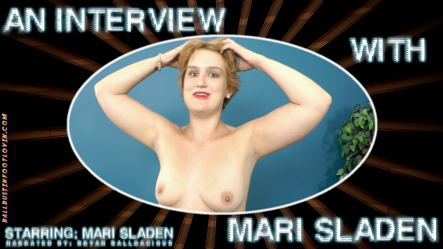An Interview with Mari Sladen