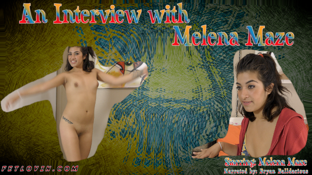 An Interview with Melena Maze