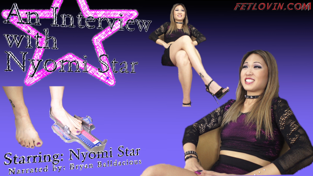 An Interview with Nyomi Star