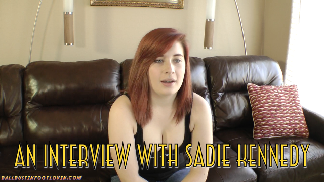 An Interview with Sadie Kennedy