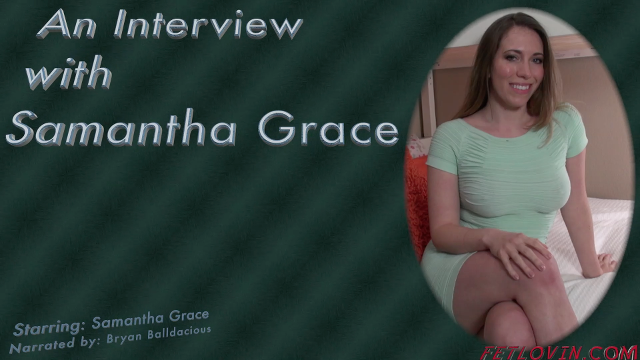 An Interview with Samantha Grace