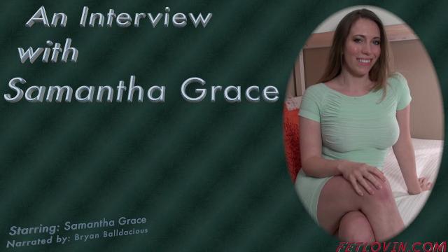 An Interview with Samantha Grace