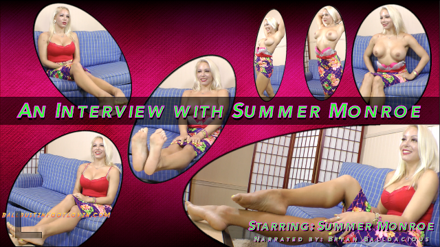 An Interview with Summer Monroe