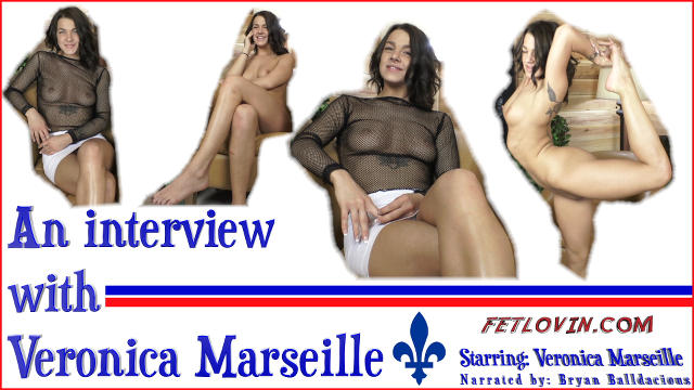 An Interview with Veronica Marseille