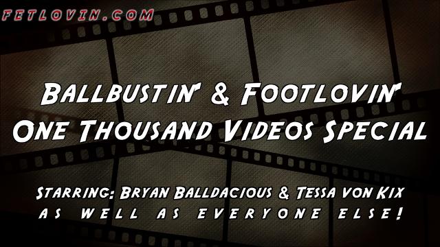 Ballbusting Auditions - Sablique Von Lux