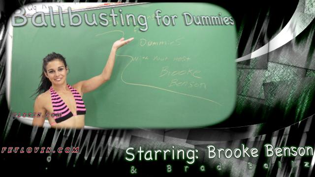 Ballbusting for Dummies