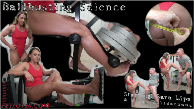Ballbusting Science