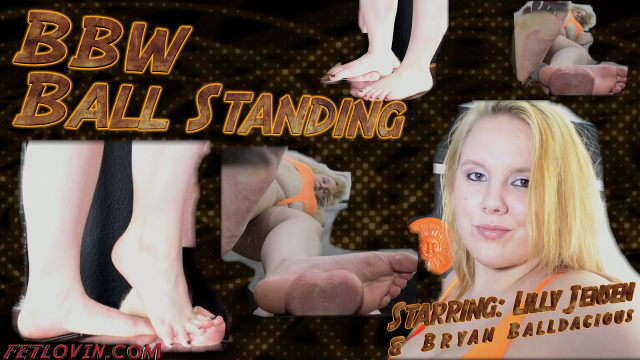 BBW Ball Standing