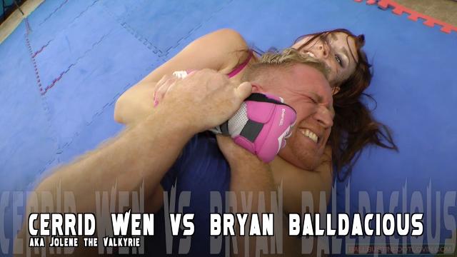 Cerrid Wen vs Bryan Balldacious