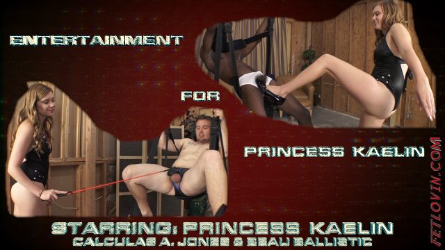 Entertainment for Princess Kaelin
