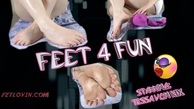 Feet 4 Fun