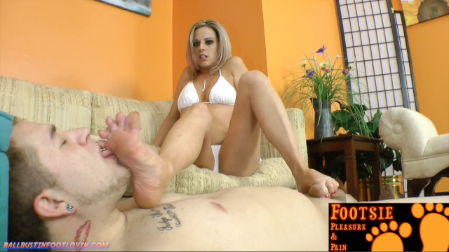 Footsie Pleasure & Pain