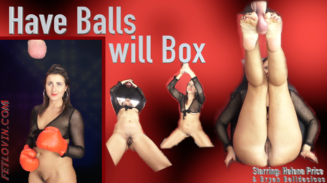 Have Balls will Box
