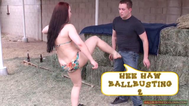Hee Haw Ballbusting 2