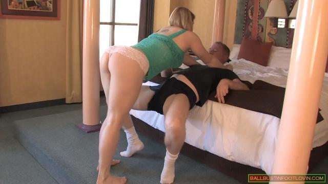 His Pain is Her Pleasure