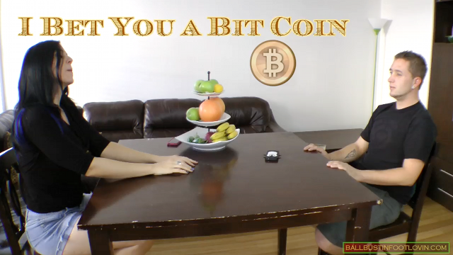 I Bet You a Bitcoin