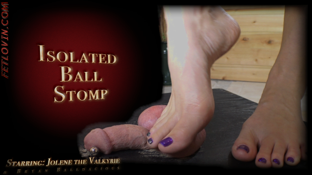 Isolated Ball Stomp