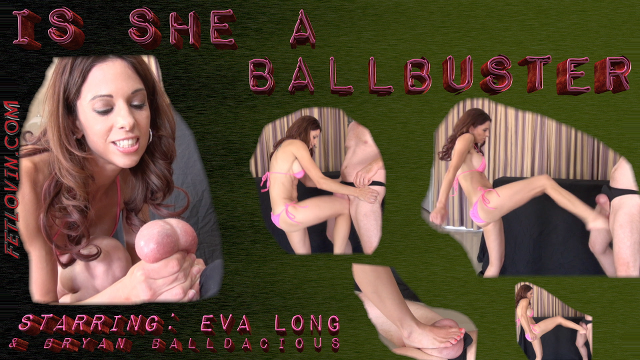 Is She a Ballbuster