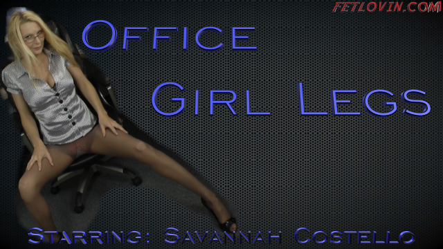 Office Girl Legs