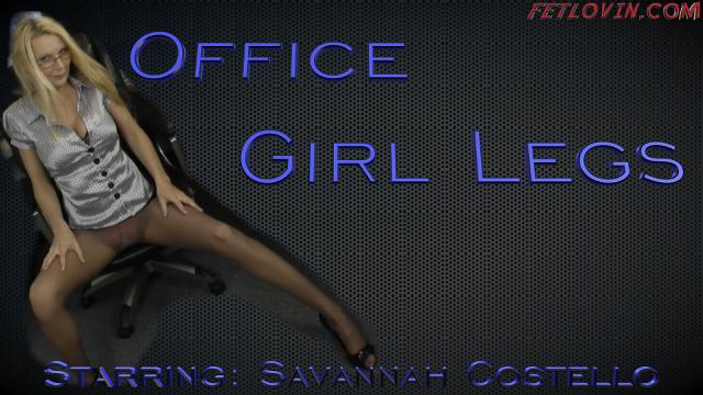 Office Girl Legs
