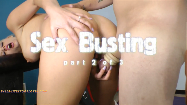 Sex Busting - Part 2 of 3