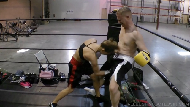 Testicle Boxing
