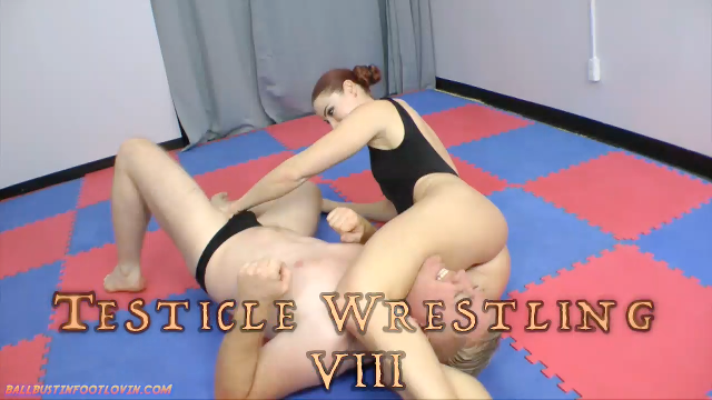 Testicle Wrestling VIII