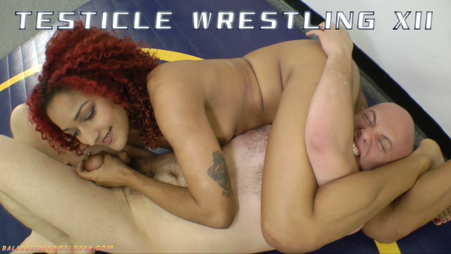 Testicle Wrestling XII