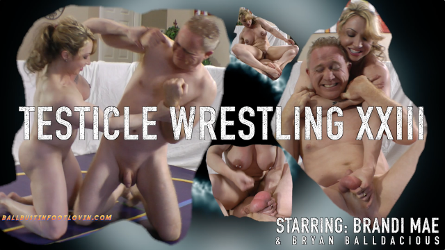 Testicle Wrestling XXIII