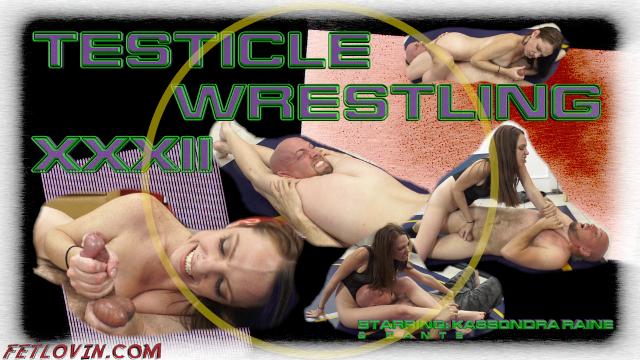 Testicle Wrestling XXXII