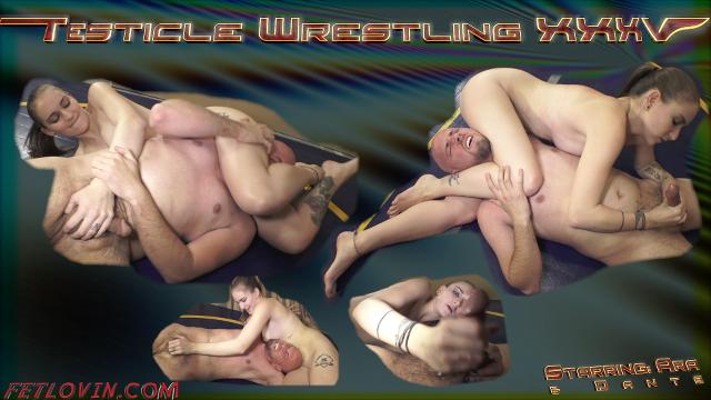 Testicle Wrestling XXXV