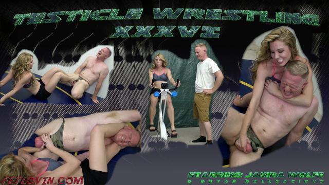 Testicle Wrestling XXXVI