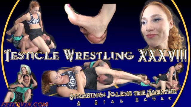 Testicle Wrestling XXXVIII