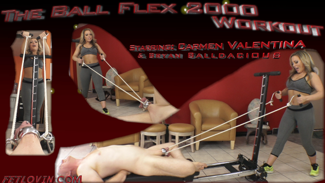 The Ball Flex 2000 Workout