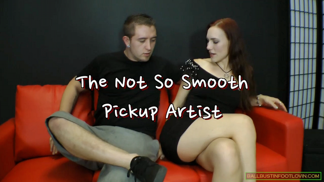 The Not So Smooth Pickup Artist