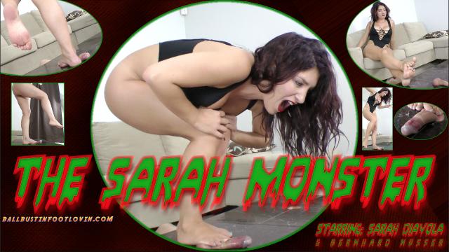 The Sarah Monster